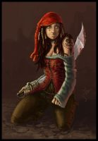 Pirate by artofjosevega