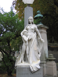 Pere-Lachaise series by briarrosed