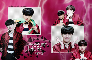 Jhope (BTS) PNG Pack #2 By Maxiprenses by Maxiprenses