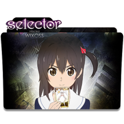 Selector Infected WIXOSS Icon by mikorin-chan