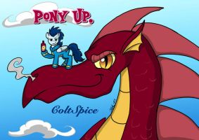 ColtSpice: Pony Up by the-gneech