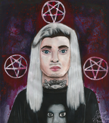 Ghostemane by DarkWindCimba