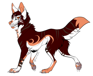 Adopt 2 [CLOSED] Fire queen by DangerousCanine