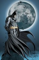 Batman New 52 Style Michael Turner by SWAVE18