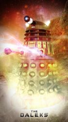 New Series Daleks Wallpaper by Auton710