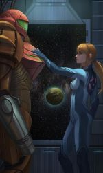Samus Returns by yagaminoue
