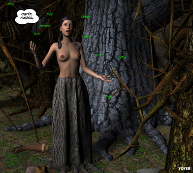 Commission: Enchanted Forest 9 by hypnovoyer