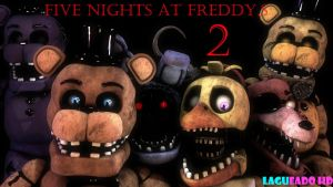 [C4D-FNAF-2] Withered Band Poster by LagueadoHDYT