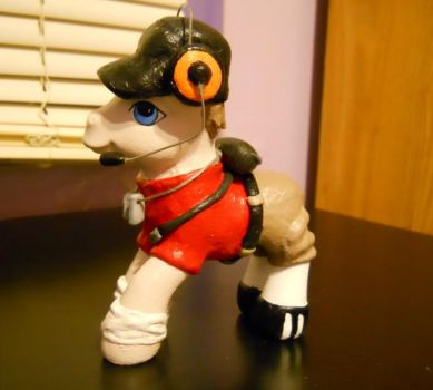 MLP Scout custom by Wolf-Apparition
