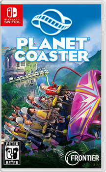 Planet Coaster Nintendo Switch by PeterisBeter