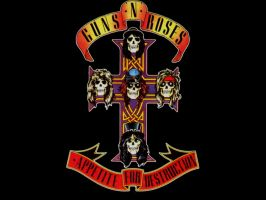 Guns N Roses Wallpaper 2 by Ozzyhelter