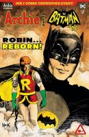 Archie Meets Batman '66 #2 variant cover  by RobertHack