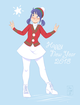 Happy New Year! by xSkyeCrystalx