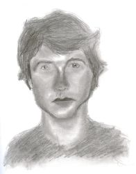 Another Sketch of Wampe by johnlacey