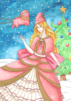 ID 21: Merry XMAS!!! by 100millionPOINTS