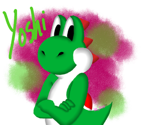 Yoshi's the Man! by RS-V22