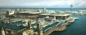 Port Vell Environment 01 by atomhawk
