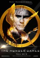 Hunger Games Cato Poster by heatona