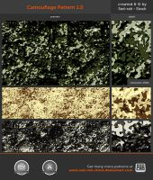 Camouflage Pattern 1.0 by Sed-rah-Stock
