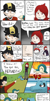 Kings and Pawns: A HGSS Nuzlocke - Page 6 by Parasols