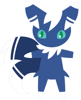 Meowstic Flat by Evonyx3