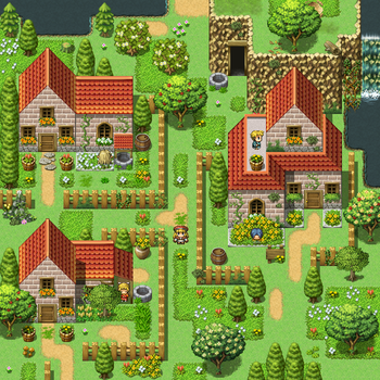 Map 2 RPG Maker vx ACE by kdtwifi