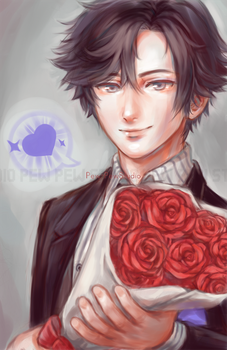 Jumin by Pew-PewStudio