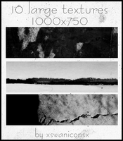 Large Textures Pack 10 by xsleepingswanx