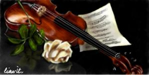 Violine by lianit