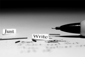 Just Write. by Factor---
