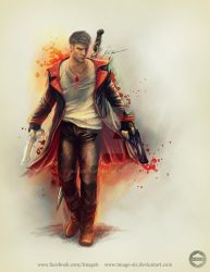 Dante (DMC Fan Art) by Image-Six