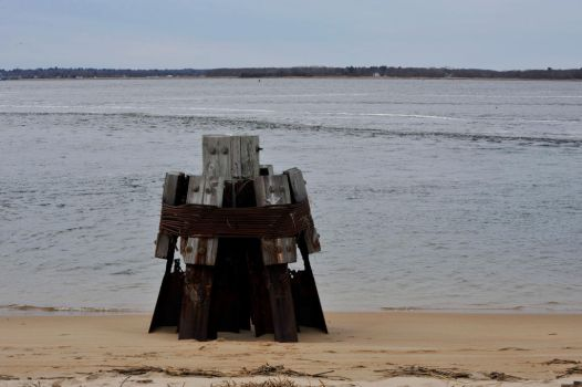 View On Plum Island by Miss-Tbones