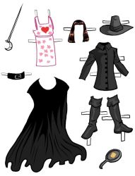V paperdolls, page 2 by abbey1normal