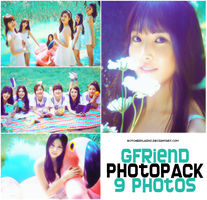GFriend - photopack #01 by butcherplains