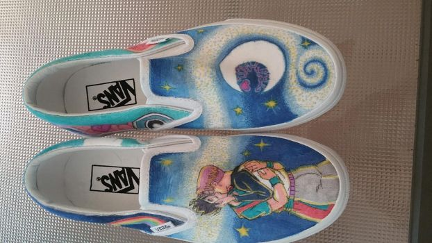 Custom vans 1 by MSprinkleZ