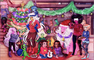Merry Christmas by Icempress