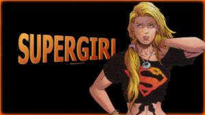 Supergirl Wallpaper - Teenager 2 by Curtdawg53