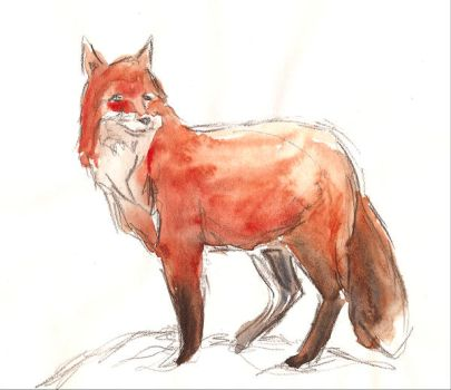 fox again by blondass