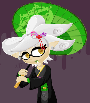 Marie by Electric-Mongoose