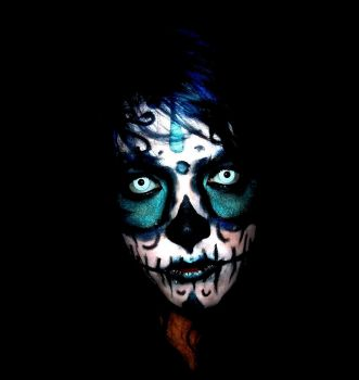 Emerge - Day of the Dead by vampiresugarrush