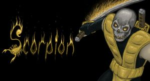 Scorpion from iS by Ninnkigal