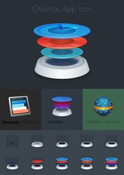 Chronos App Icon by JJ-Ying