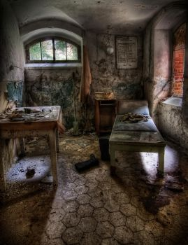 Beelitz Heilstaetten by Niceshoot
