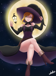 Good Witch by CSLucaris