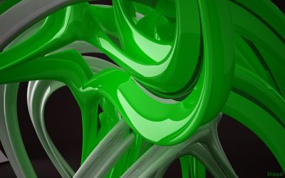 Sick Green by ShippD