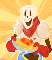 Papy by BrightSketch