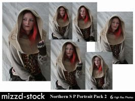 Northern Sky P Portrait Pack 2 by mizzd-stock