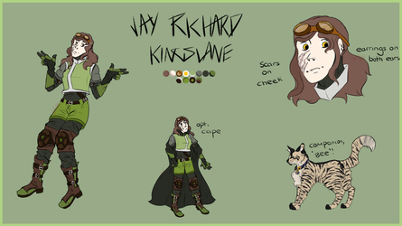 {2018} Jay Richard Kingslane REF by jay-biird