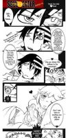 Soul Eater Comic 2 by ElementJax
