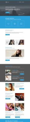 BlueMail - Responsive Email + ThemeBuilder Access by lordthemes